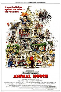 Animal House main cover