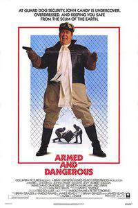 Armed and Dangerous main cover