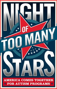 Night of Too Many Stars: America Comes Together for Autism Programs main cover