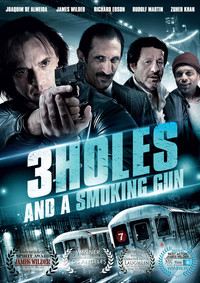 3 Holes and a Smoking Gun main cover