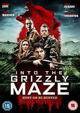 endangered_into_the_grizzly_maze_red_machine_hunt_or_be_hunted movie cover