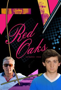Red Oaks movie cover