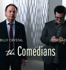 the_comedians movie cover