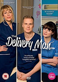The Delivery Man movie cover