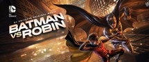 Batman vs. Robin movie photo