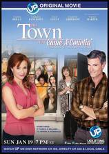the_town_that_came_a_courtin movie cover
