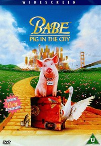 Babe: Pig in the City main cover
