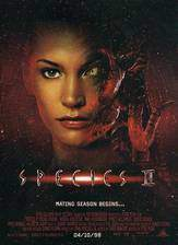 species_ii movie cover