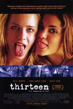 thirteen movie cover