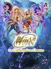 Winx Club: The Mystery of the Abyss movie cover