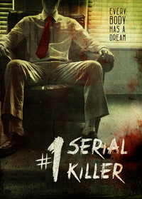 #1 Serial Killer main cover