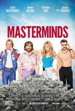 masterminds_2016 movie cover
