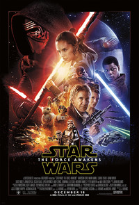 Star Wars: Episode VII - The Force Awakens main cover
