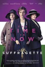 suffragette movie cover