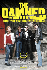 The Damned: Don't You Wish That We Were Dead main cover