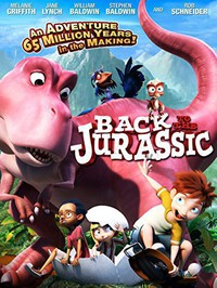 Back to the Jurassic main cover