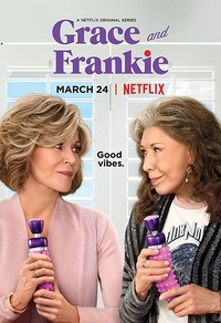 Grace and Frankie movie cover