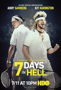7 Days in Hell main cover