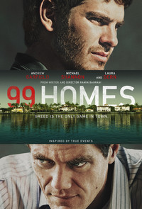 99 Homes main cover