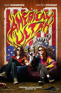 American Ultra main cover