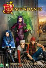 Descendants movie cover