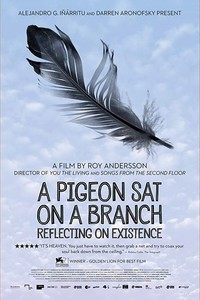A Pigeon Sat on a Branch Reflecting on Existence main cover