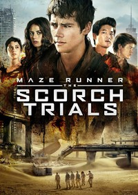 Maze Runner: The Scorch Trials main cover