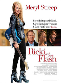 Ricki and the Flash main cover