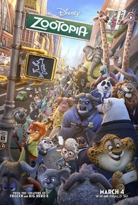 Zootopia main cover