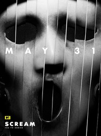 Scream movie cover