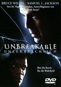 Unbreakable main cover