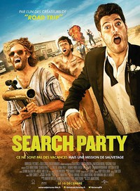 Search Party main cover