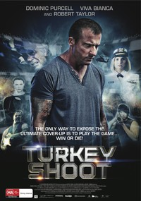 Turkey Shoot main cover