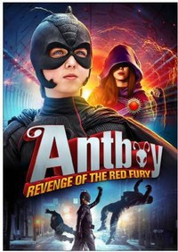 Antboy: Revenge of the Red Fury main cover