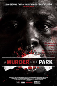 A Murder in the Park main cover