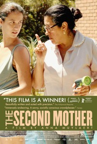 The Second Mother main cover