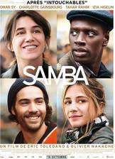 samba movie cover