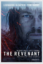 The Revenant movie cover