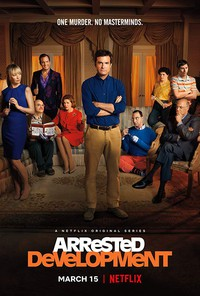 Arrested Development movie cover