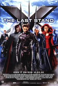 X-Men 3: The Last Stand main cover