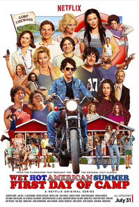 Wet Hot American Summer: First Day of Camp movie cover