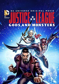 Justice League: Gods and Monsters main cover