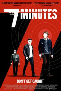7 Minutes main cover