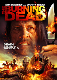 The Burning Dead main cover
