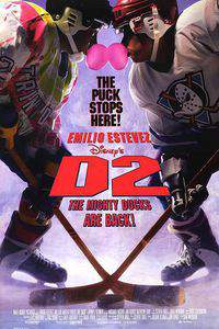 D2: The Mighty Ducks main cover