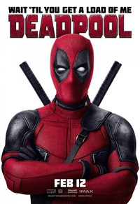 Deadpool main cover