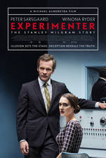 experimenter movie cover