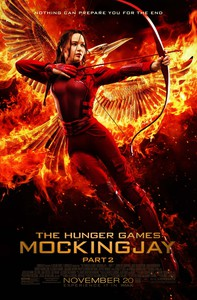 The Hunger Games: Mockingjay - Part 2 main cover