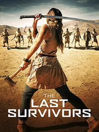 The Last Survivors (The Well) main cover