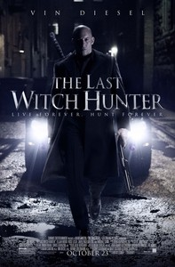 The Last Witch Hunter main cover